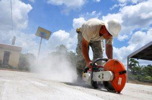 szlifowanie betonu na czym polega