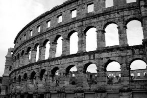 historia powstania betonu