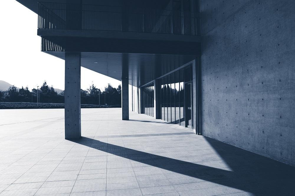 brama betonowa