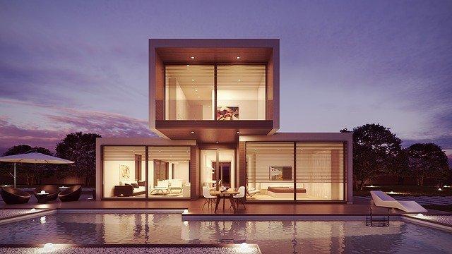 zastosowanie betonu architektonicznego